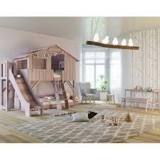 baumhaus hochbett mit rutsche mathy by bols