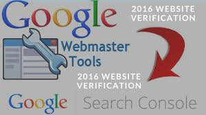 Webmaster by How To Verify Your Website With Google Webmaster Tools 2016 Or
