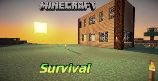 Minecraft Kitchen Ideas Youtube by Minecraft Survival House Ideas