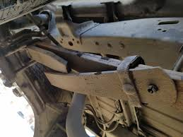 2010 Toyota Tundra Broken Leaf Springs: 3 Complaints