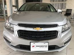 2016 Chevrolet Cruze Limited LT In Rochester, MN   Twin Cities ...