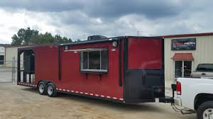 100 Concession Truck Mobile Kitchens Trailers Food S Red Fern Dynamics