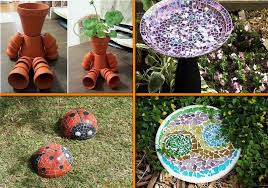 Amazing DIY Garden Decor Projects Garden Decorating Ideas On A