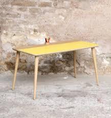 bureau enfant en bois bureau enfant bois jaune les vieilles choses
