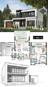 Modern Houseplans Discover The Plan 3883 V1 Essex 2 Which Will You