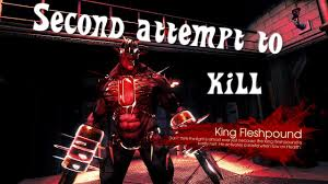 killing floor scrake only mutator killing floor 2 second attempt to kill fleshpound king no