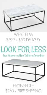 Look For Less: Marble Box Frame Coffee Table - Away She Went Buildcom Promo Codes Coupons January 20 50 Off Coupon Free In 2 Minutes Marvel Future Fight 1920 Pinned 22nd Various Savings On Cleaning Products At Uber Eats Promo Codes For New User Currys Discount Coupon Best Flight Hotel Car Rental Tcs2019 San 203040 Off Coding Firework Shop Heyneedle Jayhawk Plastics Contour Recycled Plastic Save By Using Clinch Gear Vouchers Money Saver Big Christmas Holiday Themed Dcor Macrumors Apple Mac Ios News And Rumors Hayneedle Coupon 15 Off Get Free Shipping