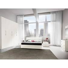 chambre complete blanche chambre a coucher adulte blanche achat vente chambre a coucher