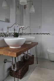 Rustic Industrial Bathroom Mirror by Best 25 Industrial Bathroom Sinks Ideas On Pinterest Industrial