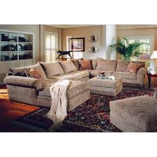Small Corduroy Sectional Sofa by U Shaped Couch Westwood Casual