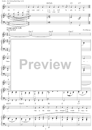 My Coloring Book Sheet Music Preview Page 2