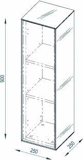 maja möbel hängeschrank soundconcept 7782 höhe 90 cm