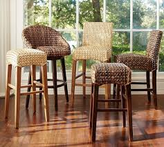 Used Pottery Barn Seagrass Chairs by Seagrass Barstool Pottery Barn