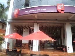 Cafe Coffee Day Is Indias Favourite Shop For The Young And At Heart Part Of Largest Conglomerate Amalgamated Bean