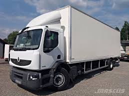 Used Renault Premium 280.19 DXI Box 22 Pallets Lift A/ Box Trucks ...
