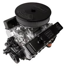 100 460 Crate Motors Ford Truck Edelbrock Chevy CK Pickup With Chevy Small Block Engine