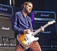 John Frusciante With 1955 Strat The White Telecaster