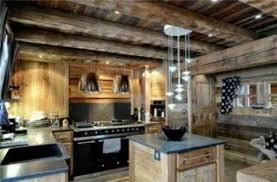 cuisine chalet moderne cuisine chalet moderne idées de décoration capreol us