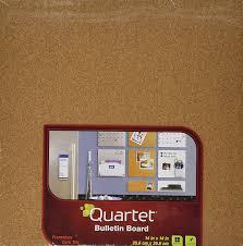 quartet frameless modular tile bulletin board 14 x