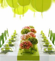 DecorationsElegant Spring Tables Decor How To Create