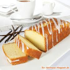 schneller low carb vanille joghurt kuchen rezept ohne zucker