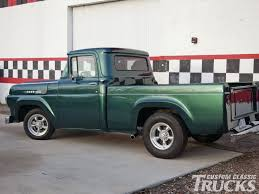 100 1957 Ford Truck F100 Hot Rod Network
