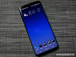 The many many ways of theming your Samsung Galaxy S8