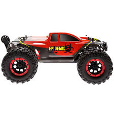 Force RC Epidemic 1/8-scale, 4×4, Brushless Monster Truck | RC Newb