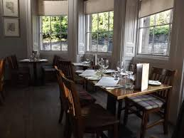 Howies Waterloo Lovely High Ceilings And Large Windows Making The Dining Room Light