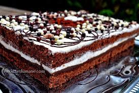 gâteau chocolat poire entremet recettes by hanane