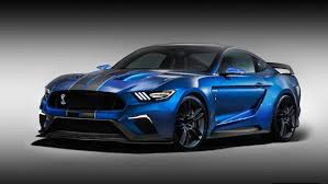 Up ing Mustang GT500 Specs Revealed