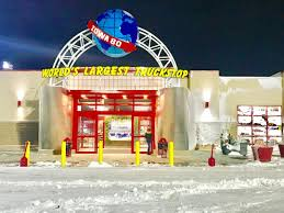100 Largest Truck Stop In The World Worldslargesttruckstop Hash Tags Deskgram