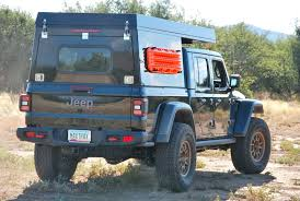 100 Truck Cap Camper Turn Your Jeep Gladiator Into An Overlanding With