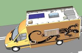 When Youre Starting Out On Your Sprinter Camper Van Design Its Very Useful To Get An Idea Of What Interior Layout Will Be Like In