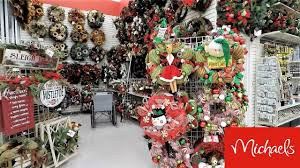 CHRISTMAS 2018 AT MICHAELS
