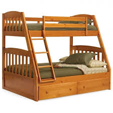 Plans For Twin Over Queen Bunk Bed by Full Over Queen Bunk Bed Wildon Home Dakota Twin Over Full Bunk