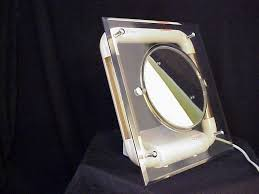 lights spectacular lighted magnifying mirror wall mount great
