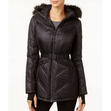 MICHAEL KORS ultra light quilted jacket coat