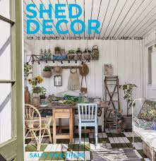 The Shed Book A Table by The Potting Shed Uk Book Review Shed Decor