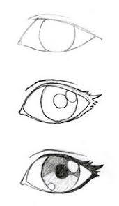 JohnnyBros How To Draw Manga Drawing Eyes Part I