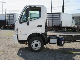 100 Unlimited Miles Truck Rental 2018 New HINO 155 Chassis Diesel At Industrial Power