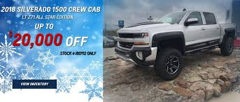 New Chevrolet And Used Cars In Brandon - Rogers Dabbs Chevrolet Near ...