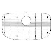 Blanco Sink Grid 18 X 16 by Bottom Grid The Home Depot