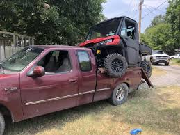 100 Utv Truck Rack Man Charged After Pursuit With Stolen UTV In Truck News