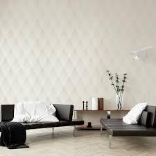 punkte tapete glitzer effekt im retro stil weiß silber