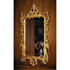 Katherines Collection Halloween Mirror by Gold Foliate Chippendale Mirror Mirrors Mirrors Home Decor