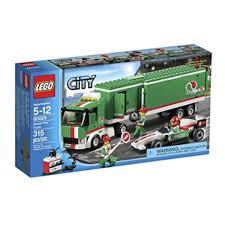 100 Lego City Tanker Truck LEGO 60025 Grand Prix Toy Building Set Toys Games