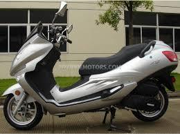 Super Nova 250cc Scooter