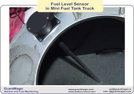 100 Truck Fuel Tank Road Er Monitoring