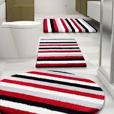 Large Modern Bathroom Rugs by Bathroom Multi Coloured Bath Mat Sets With Cream Bath Mat Set